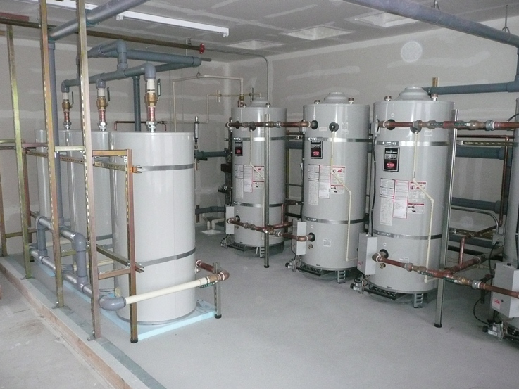 commercial plumbing in Lynnwood