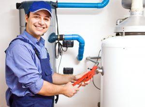 Hot Water Tank Installation In Camano Island