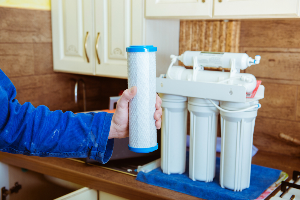 Water Filtration Systems In Everett