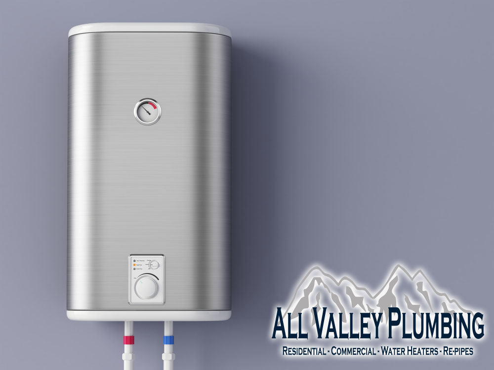 Call Our Team For Tankless Hot Water Heater Service & Repair In Arlington