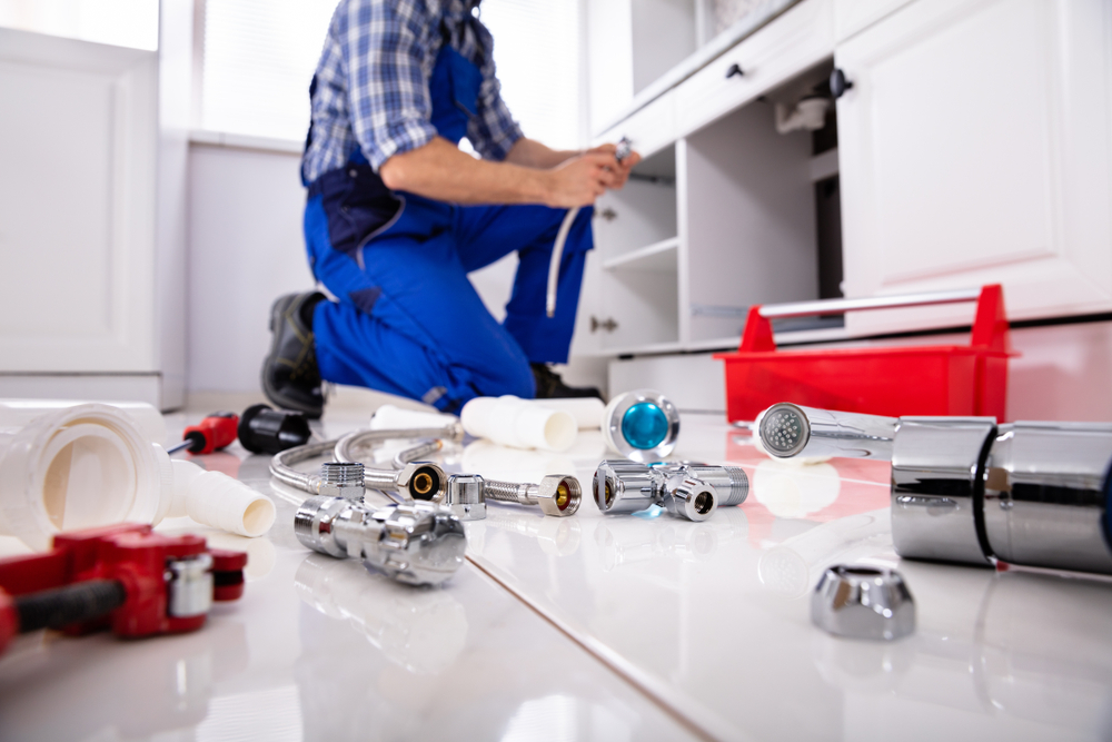 Hiring Skilled Plumbers For Your Everett Bathroom Remodel