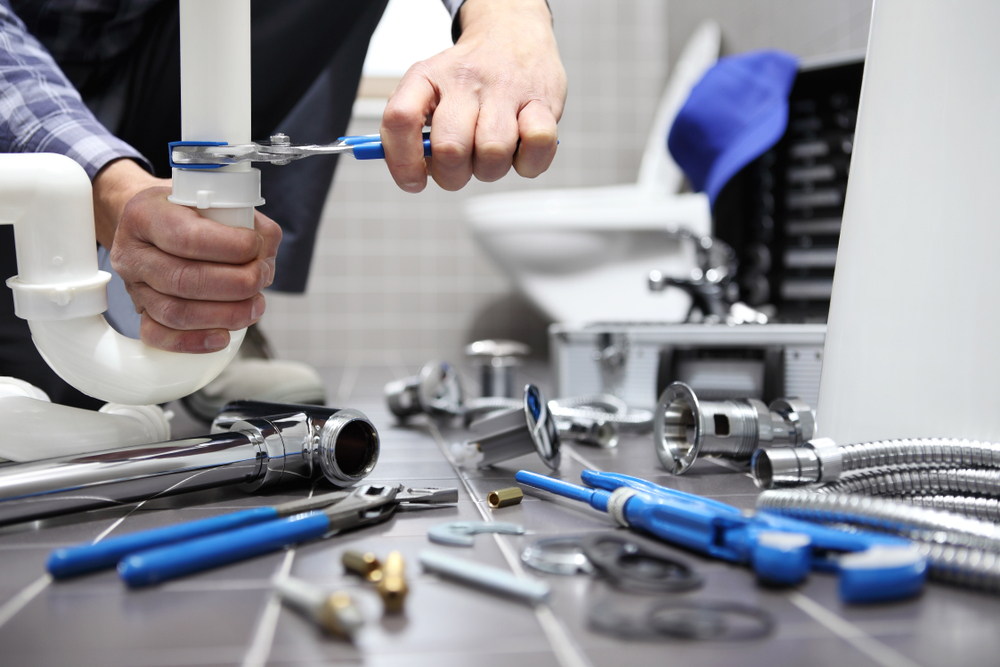 We Are Here To Handle The Plumbing For Your Camano Island Rental Property
