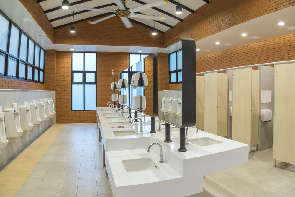 Commercial Properties in Arlington Deserve Quality Plumbing Services