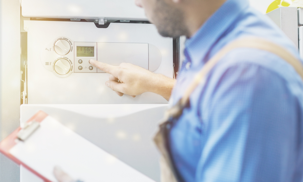 Call Us When You Need Tankless Water Heater Service In Stanwood