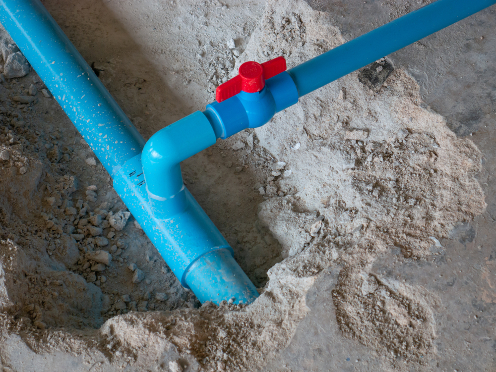 Smokey Point Locals Look To Us For Water Lines - New & Repair Service
